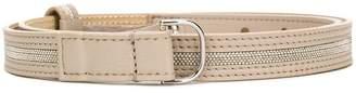 D-Exterior D.Exterior embellished belt