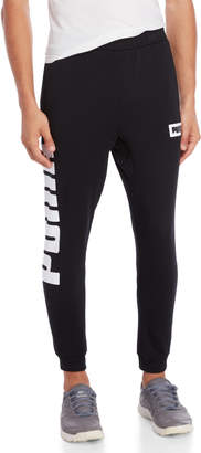 Puma Black Rebel Sweatpants