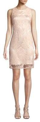 Taylor Sequin Sheath Dress