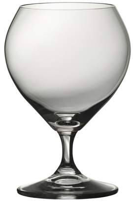 Galway Crystal Galway Living - Clarity Set Of 6 Large Balloon Brandy