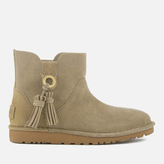 UGG Women's Gib Suede Unlined Ankle Boots