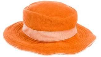 Hermes Chapeaux Motsch x Terry Cotton Bucket Hat