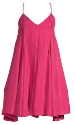 Paper London Scala Cupro Dress