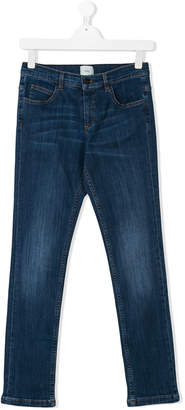 Fendi TEEN slim-fit jeans