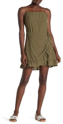 Cotton On Kiki Solid Woven Summer Dress