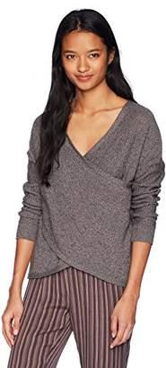 LIRA Women's Lunar Surplice Sweater