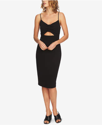 1 STATE 1.state Cutout Bodycon Dress