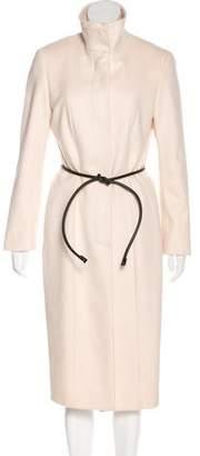 Gucci Wool & Cashmere Long Coat