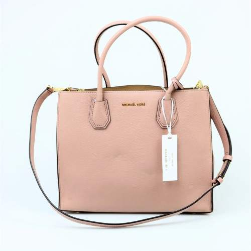 Michael Kors Mercer Large Convertible Tote Fawn $298 - FAWN - STYLE