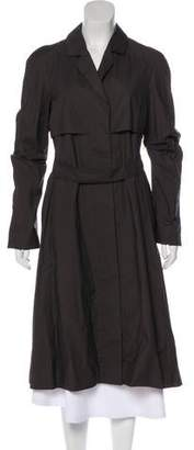 Narciso Rodriguez Lightweight Long Coat