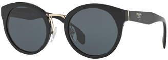 Prada Sunglasses, PR 50TS $390 thestylecure.com