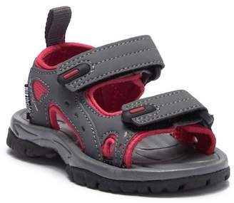 Northside Riverside II Open Toe Sandal (Toddler & Little Kid)