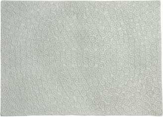 Lorena Canals Wool Rug Spiral (Grey)