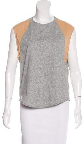 3.1 Phillip Lim 3.1 Phillip Lim Colorblock Sleeveless Top