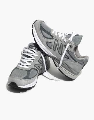 Madewell New Balance 990v4 Sneakers