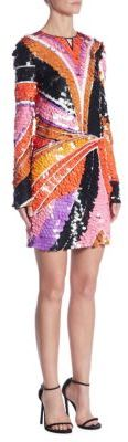 Emilio Pucci Pailette Sequin Dress