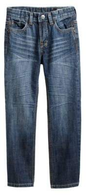 Buffalo David Bitton Driven Cotton Denim Jeans