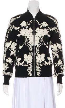 Alexander McQueen 2016 Jacquard Jacket