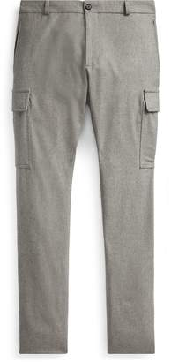 Ralph Lauren Slim Fit Wool Cargo Trouser