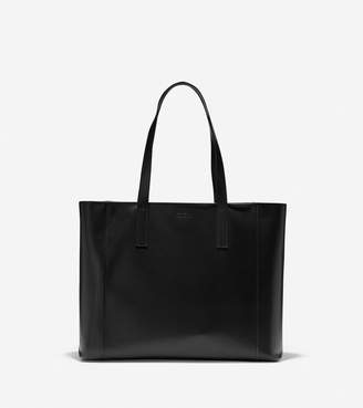 Grand.S Leather East-West Tote