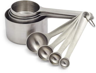 Sur La Table Stainless Steel Measuring Cups & Spoons