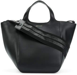 Emporio Armani Pre-owned - Velvet bag PR37rqd
