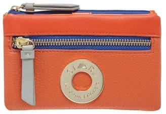 Star by Julien Macdonald Orange Soft Fold Over Purse