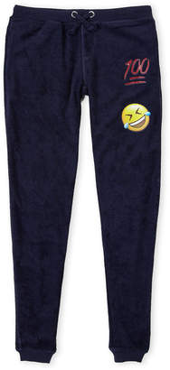 Vintage Havana Girls 7-16) Terry Cloth Pants