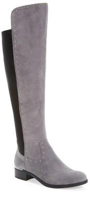 Women's Calvin Klein Cynthia Studded Riding Boot $198.95 thestylecure.com