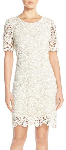 KUT from the Kloth Lace Sheath Dress