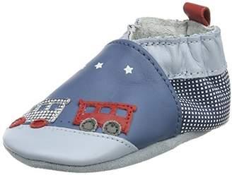 Robeez Baby Unisex 607700-10 Standing Blue Size: 5 UK