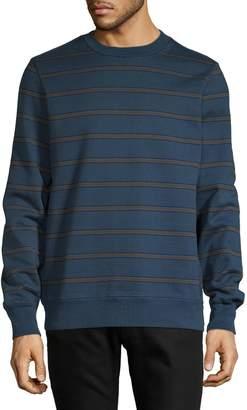 Paul Smith Striped Cotton Sweatshirt
