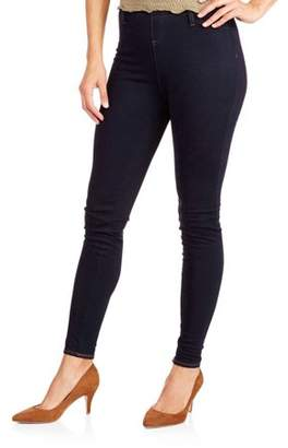 Faded Glory Women's Full Length Knit Color Jegging