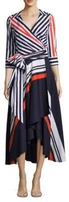 Milly Aiden Wrap Dress