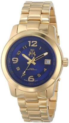 Jivago Women's JV5217 Infinity -Tone Stainless Steel Watch