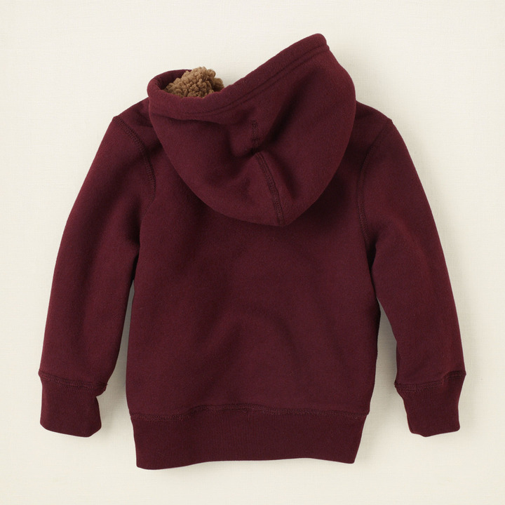 Children's Place Zip-up sherpa hoodie