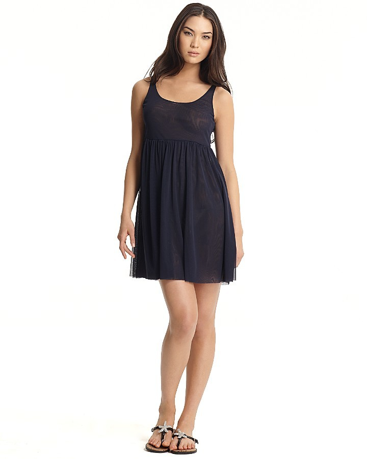 Tommy Bahama Tulle Dress Cover-Up