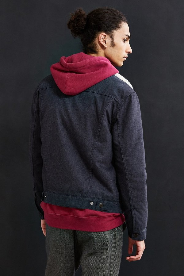 Levi's Levi's Flannel Sherpa Trucker Jacket 2