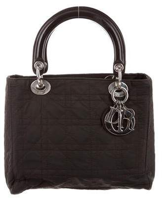 Christian Dior Medium Cannage Lady Bag