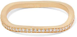 Sophie Bille Brahe Ocean 18-karat Gold Diamond Ring