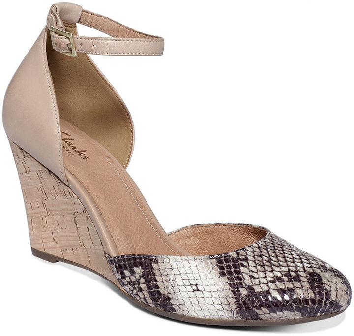Clarks Artisan Women's Purity High Line Wedges