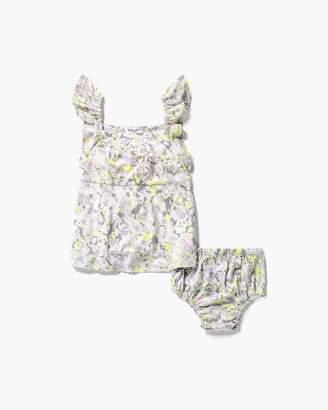 Baby Girl Dress Allover Print