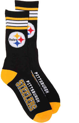 FBF Originals Pittsburgh Steelers Crew Socks - Men's