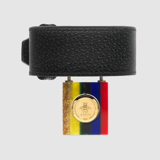 Gucci Constance watch, 30x34 mm