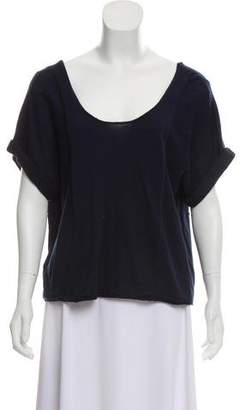 Inhabit Crop Flared Shirt