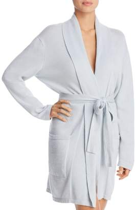Arlotta Cashmere Short Robe - 100% Exclusive