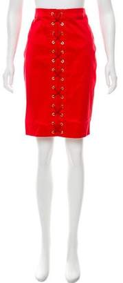 Les Copains Knee-Length Pencil Skirt w/ Tags