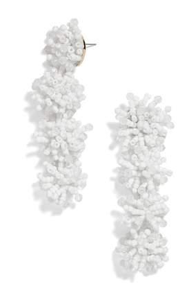 BaubleBar Ria Beaded Drop Earrings