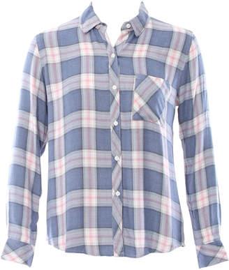 Rails Hunter Long Sleeve Plaid Button Down Shirt