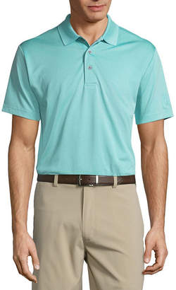 PGA Tour TOUR Short Sleeve Knit Polo Shirt